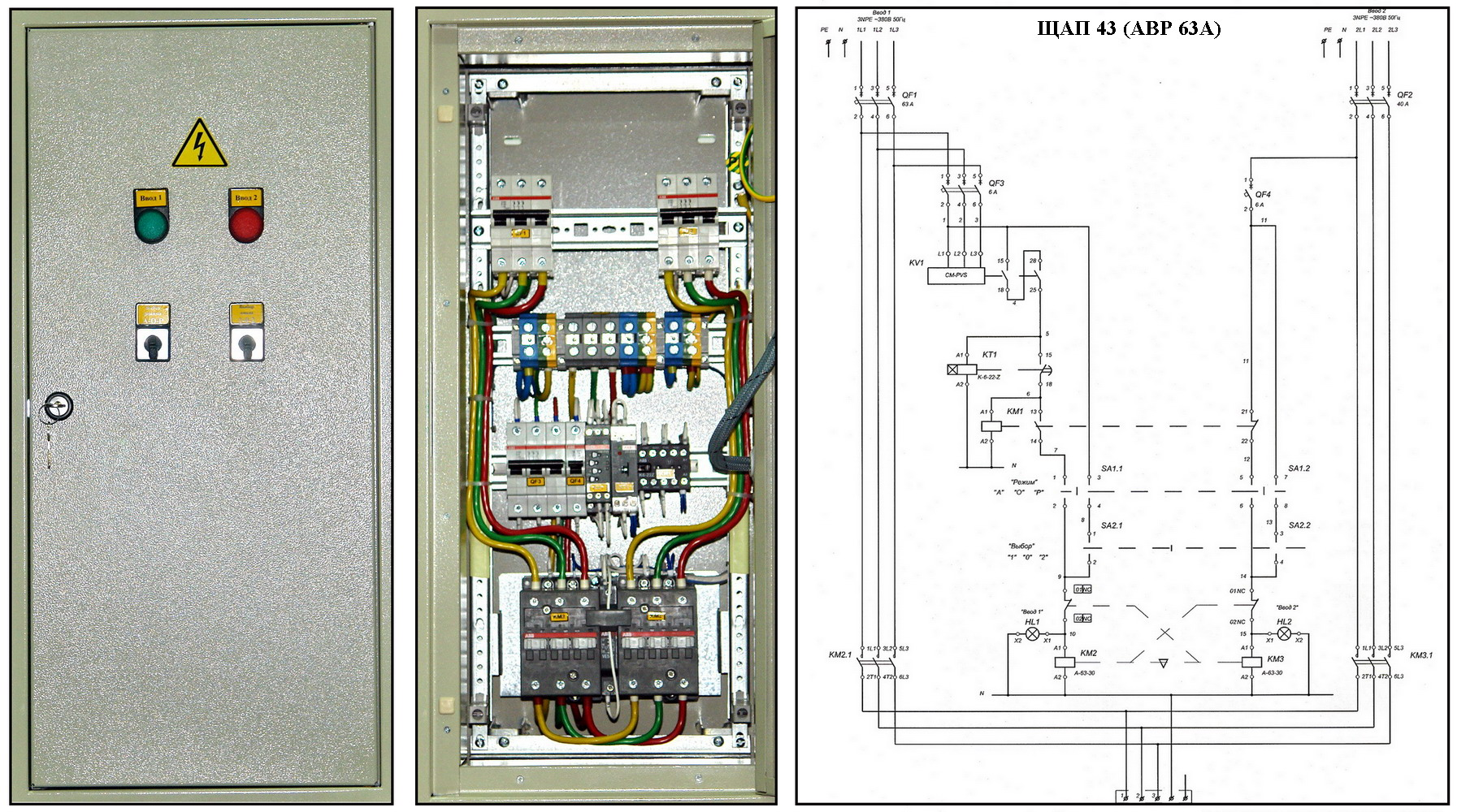 Схема заземления кабельных ящиков связи
